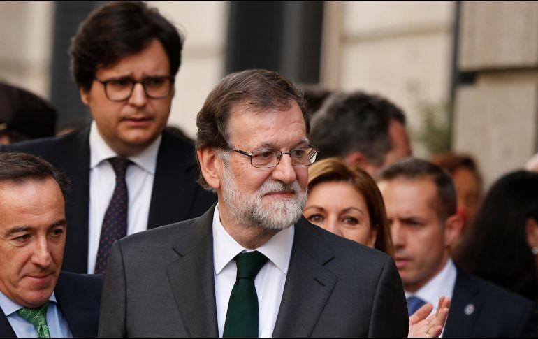 Rajoy renuncia a su escaño de diputado en el Congreso