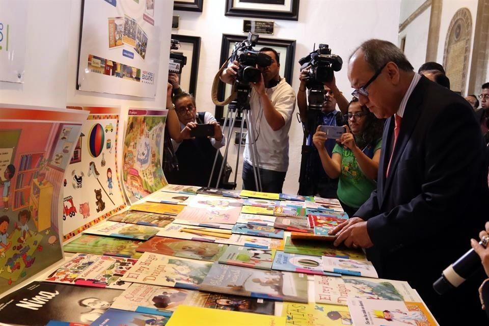 Portal Noticias Veracruz: Presenta SEP libros de texto del Nuevo Modelo Educativo