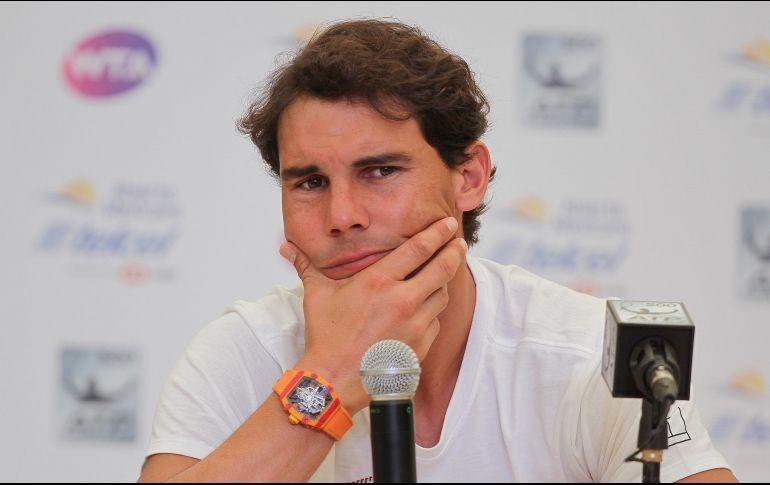 Wawrinka renuncia a los torneos de Indian Wells y Miami