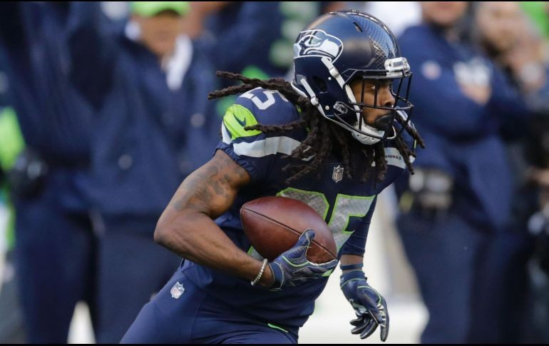Richard Sherman no regresará con Seahawks