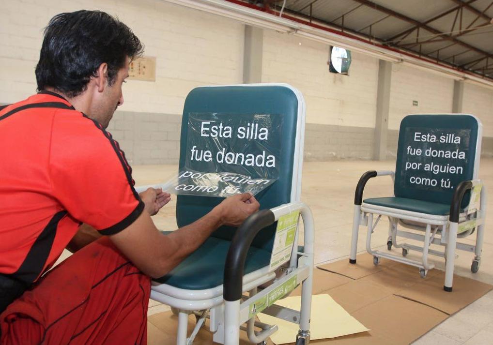 Arranca programa Sillas-Cama 2018 en favor de derechohabientes