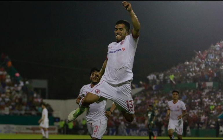 Osvaldo González avanzó a las semis de la Copa MX