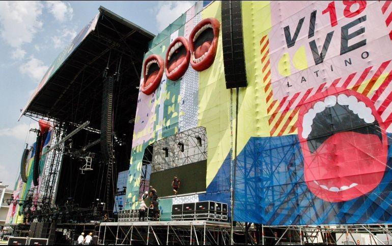 Lo que tienes que saber si vas al Vive Latino 2018 (FOTOS)