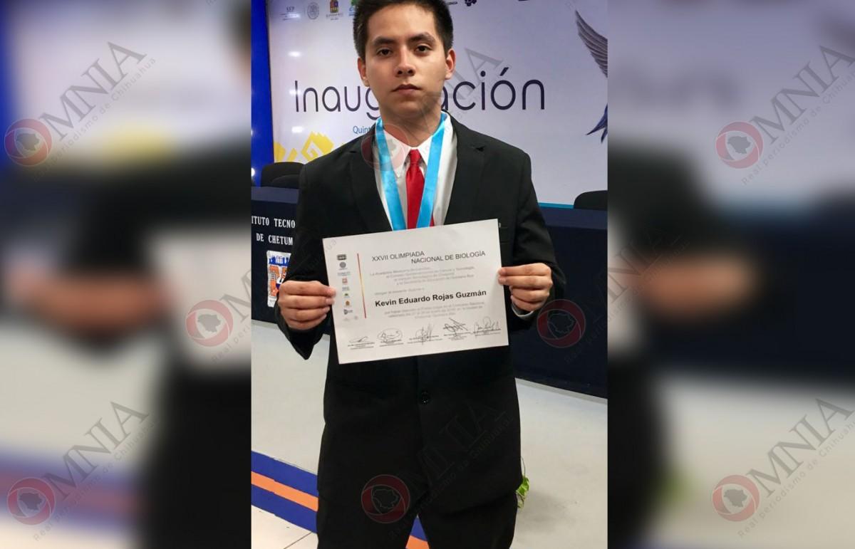 Estudiante de NL buscará acudir a Olimpiada Internacional de ...