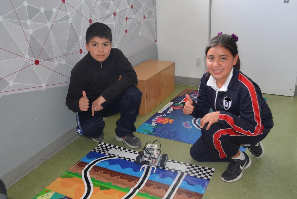 Participarán 93 niños michoacanos en Feria Regional de Robótica