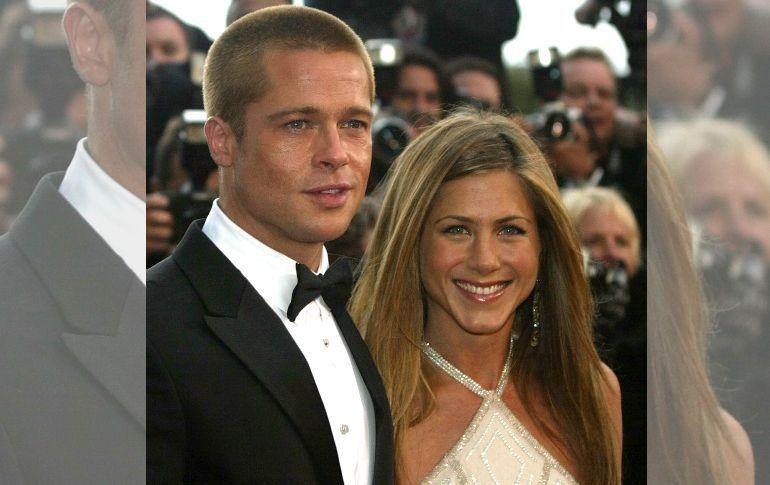 La foto del supuesto reencuentro de Jennifer Aniston y Brad Pitt