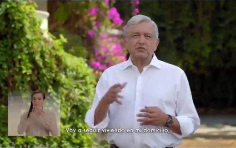 Quiere convertir AMLO a 'Los Pinos' en complejo cultural