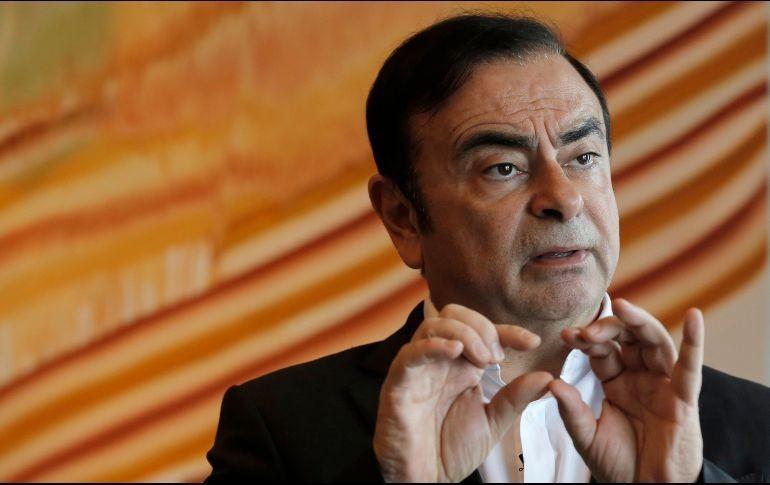 Presidente de Nissan será arrestado por supuesta evasión fiscal