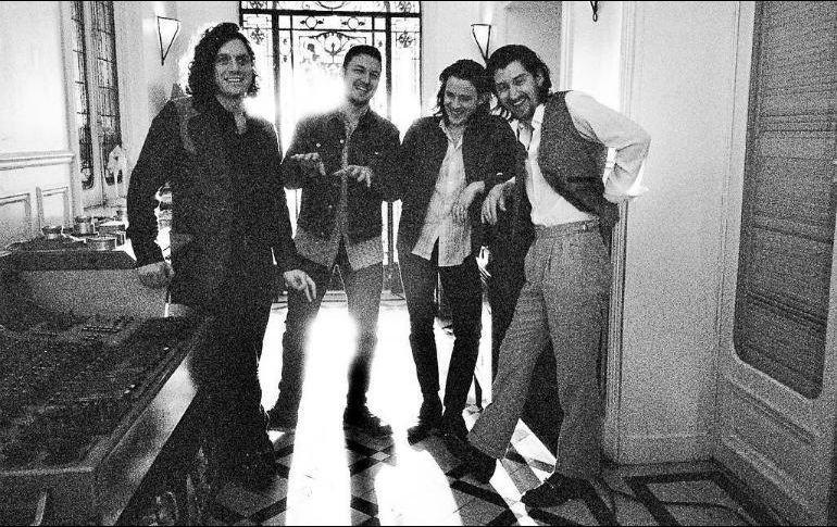 Arctic Monkeys regresan a Ciudad de México en marzo tras seis años
