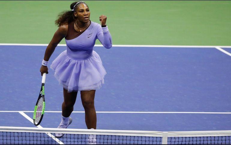 El comportamiento de Serena Williams divide al mundo del tenis