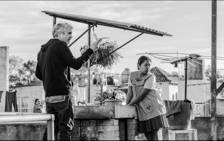 Roma, película de Cuarón representara a México en el Oscar