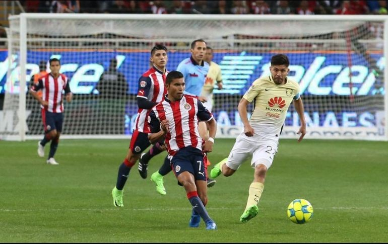 América vs Chivas | Liga MX, Jornada 11 — Clásico en vivo