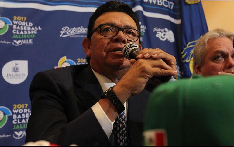 Fernando 'Toro' Valenzuela, nombrado Alto Comisionado de la Liga Mexicana de Béisbol