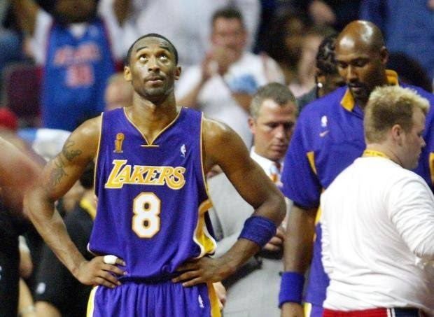 Kobe Bryant apunta al Olimpo