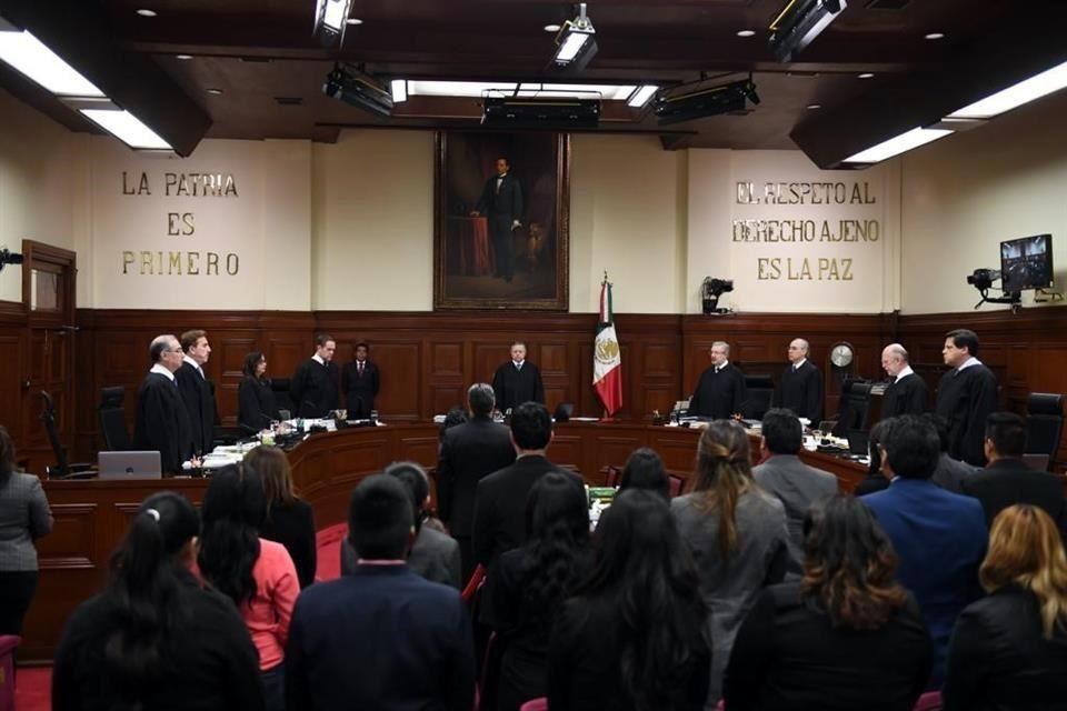 Corte de México aprueba impuestos a empresas contaminantes