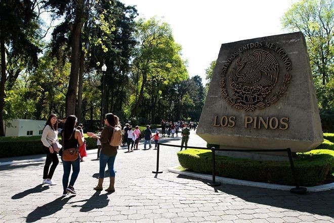 Desvalijan residencia oficial de Los Pinos [Nacional]