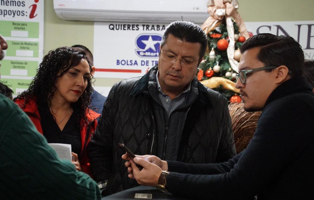 Supervisa Cabada Módulo De Registro Para Censo De Bienestar