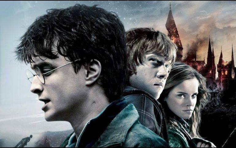 Harry Potter llega a Netflix México