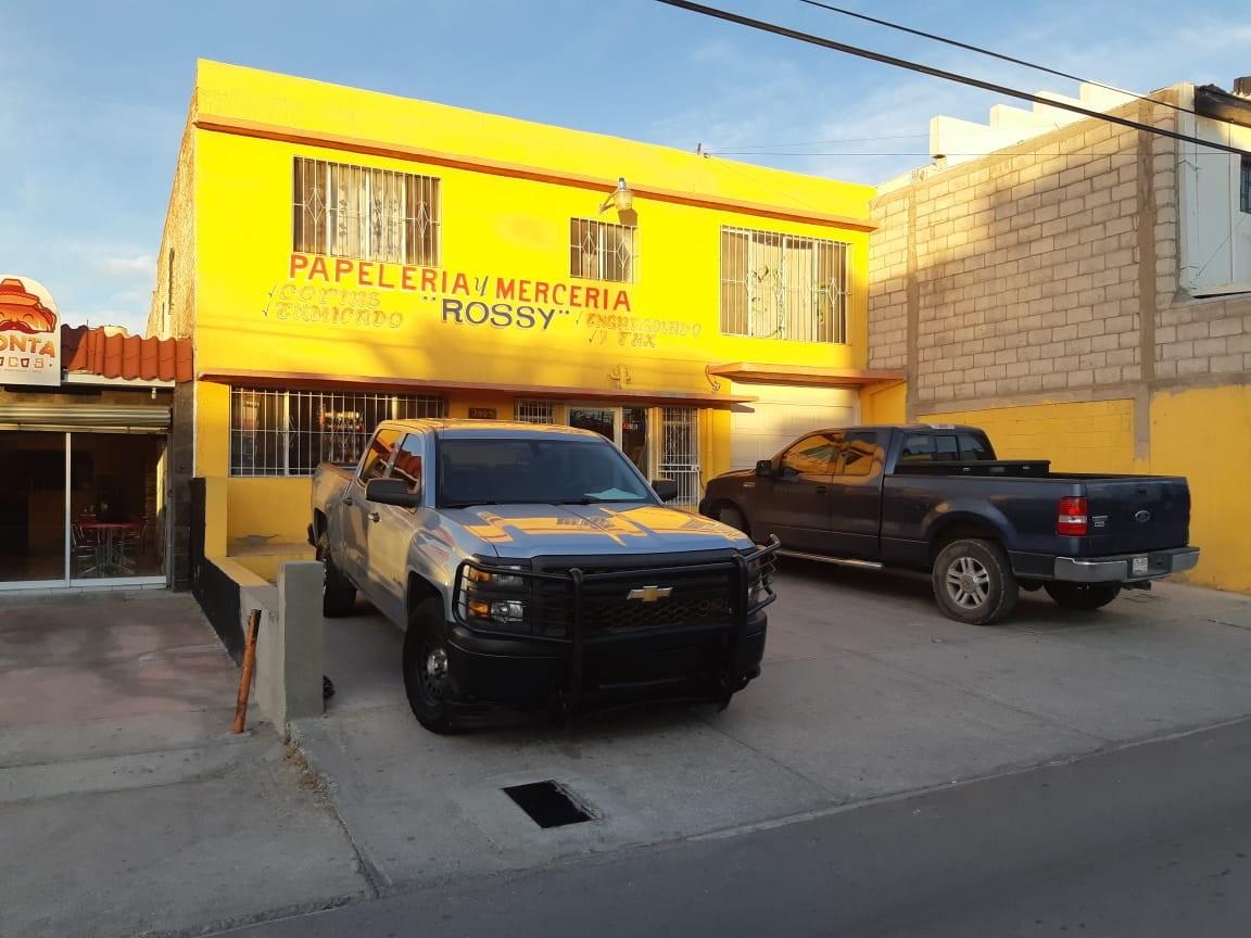 Pistolero Intenta Asaltar Mercería En La Ocampo Omnia