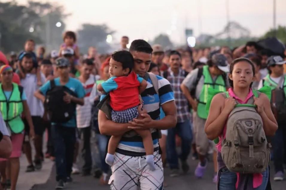 Bukele pide a EE.UU. un trato migratorio diferente para El Salvador
