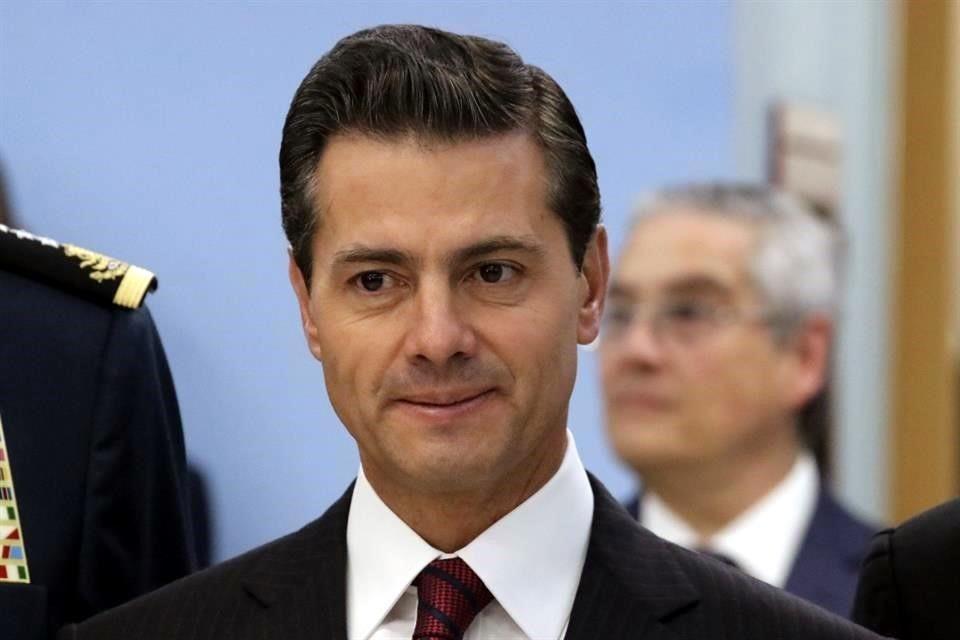 Hacienda exhibe lista de 10 farmacéuticas favoritas de EPN