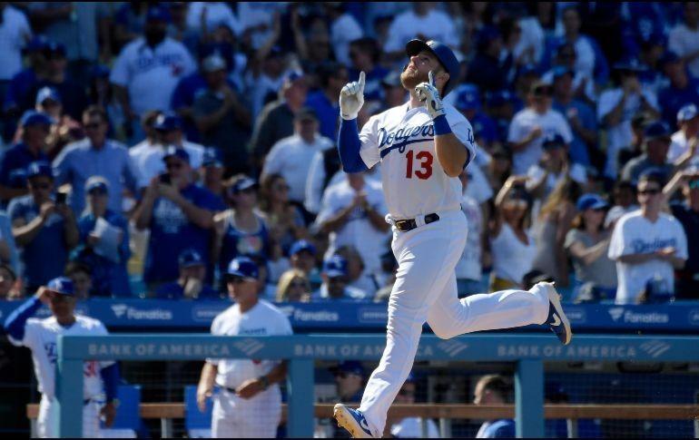 Dodgers estableció récord de jonrones en Día Inaugural de la MLB