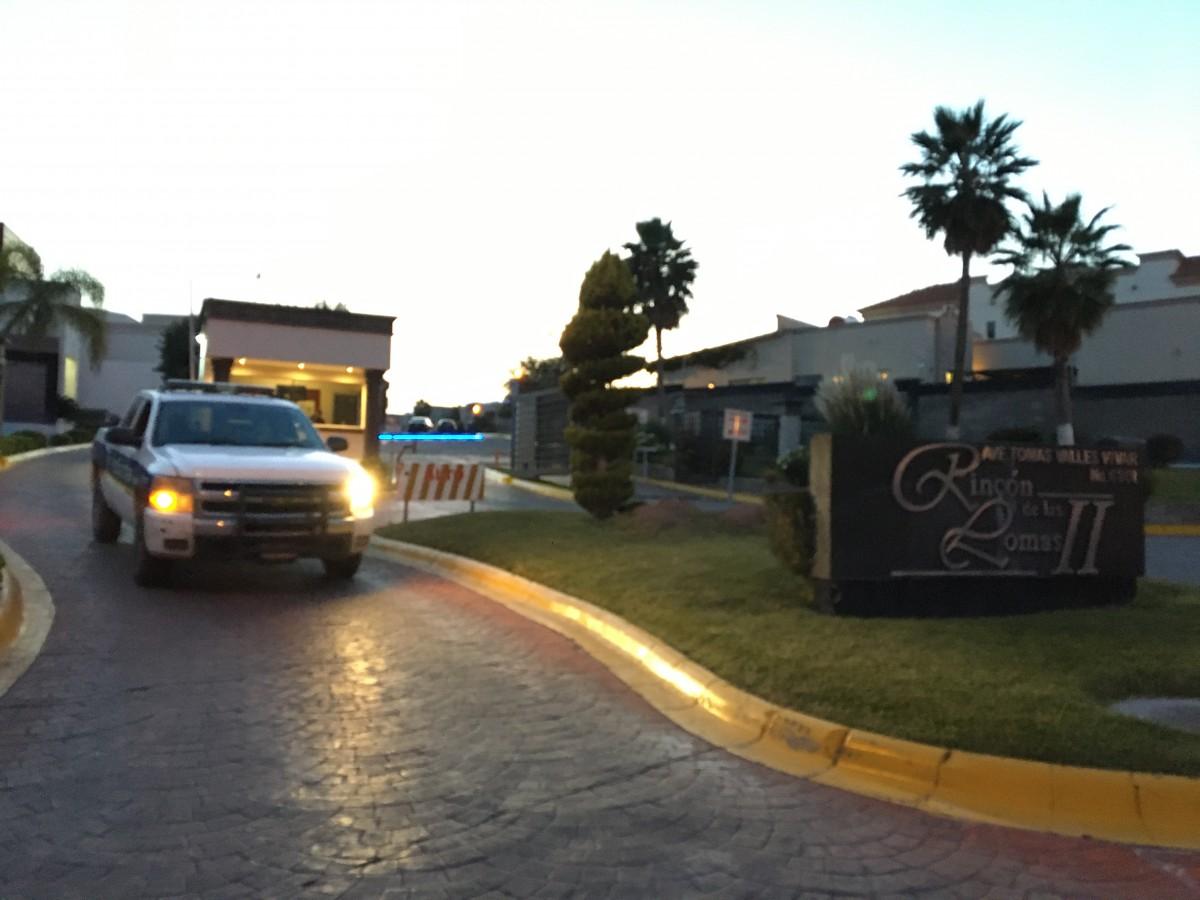Robo millonario en residencia de Rincón de las Lomas II - Omnia