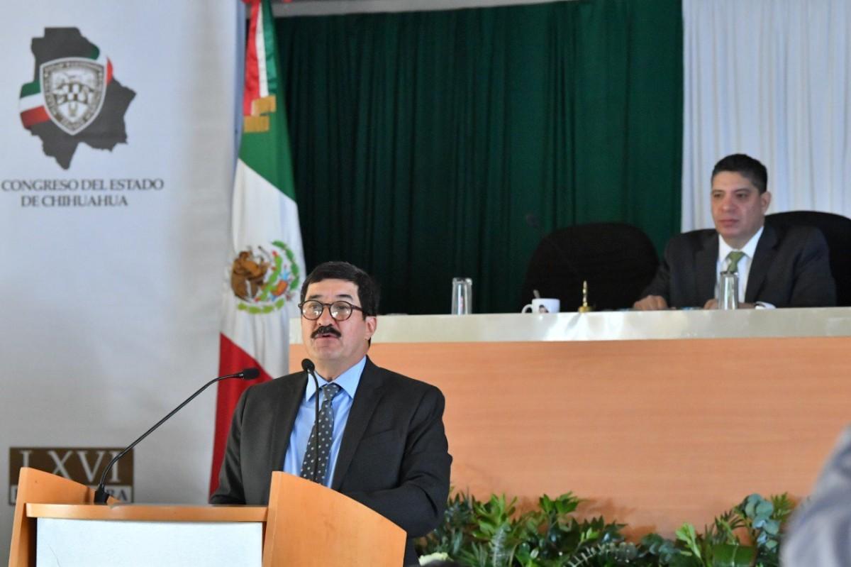 Corral: no participaré en plebiscitos de Chihuahua y Juárez - Omnia