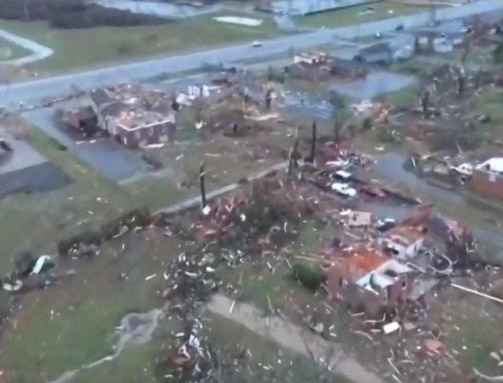 Tornados mortales dejaron 19 víctimas en EE.UU — VIDEOS