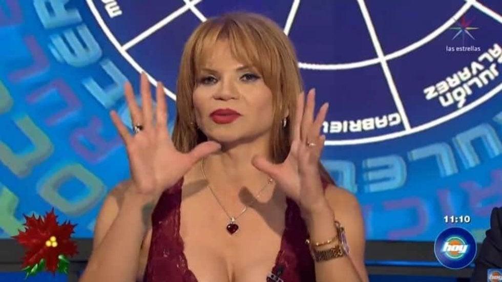Mhoni Vidente predice terremoto, meteorito y Donald Trump con covid-19