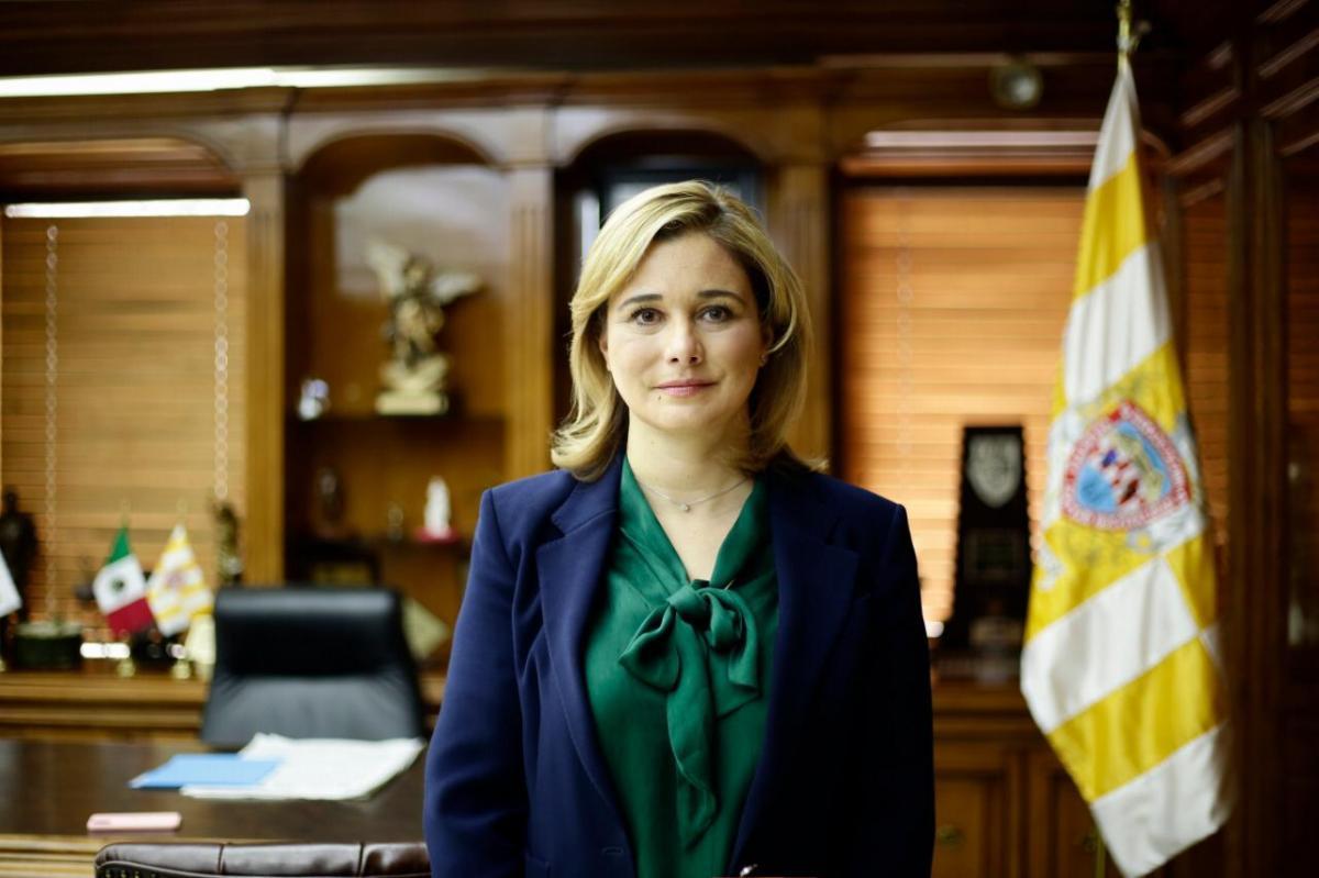 Ya me veo como gobernadora; no soy ninguna pilla: Maru Campos | Omnia