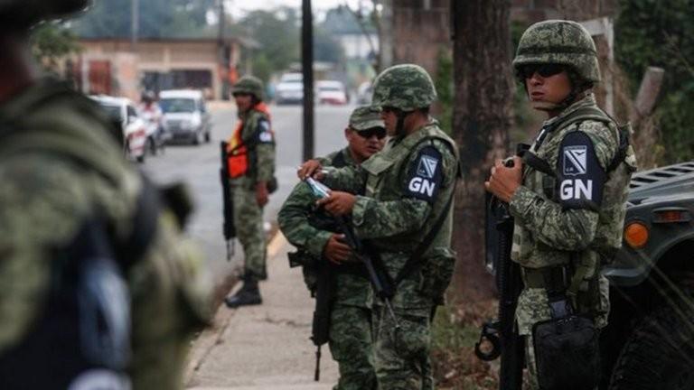 AMLO inaugura instalaciones de la Guardia Nacional en Michoacán