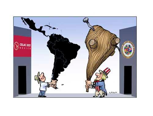 Dos proyectos para América Latina - Fisgón